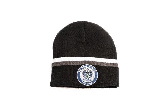 WOOLLY HAT BLACK